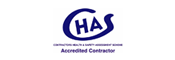 Chas | Accredited Contractor