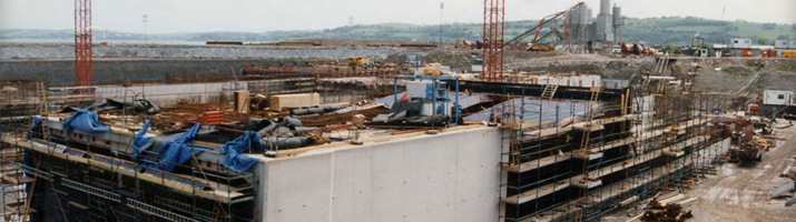 Jack Lynch Tunnel | Midwest Formwork (UK) Ltd