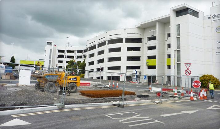 Dublin Airport Terminal  Short Term Car Park