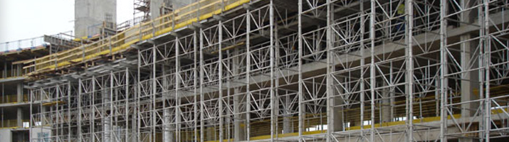 Falcon Tower Apartment | Midwest Formwork (UK) Ltd