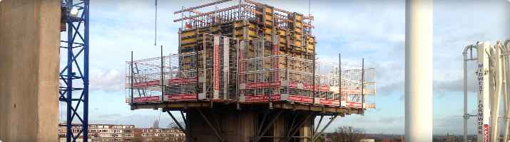 Jump Form | Midwest Formwork (UK) Ltd