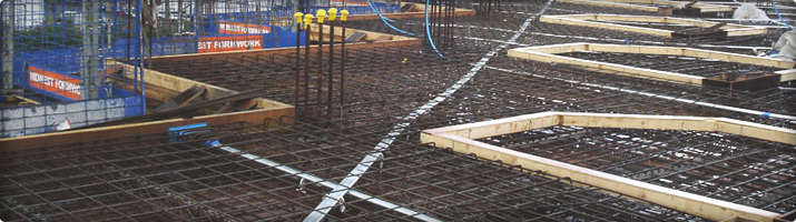 Post Tensioning | Midwest Formwork (UK) Ltd